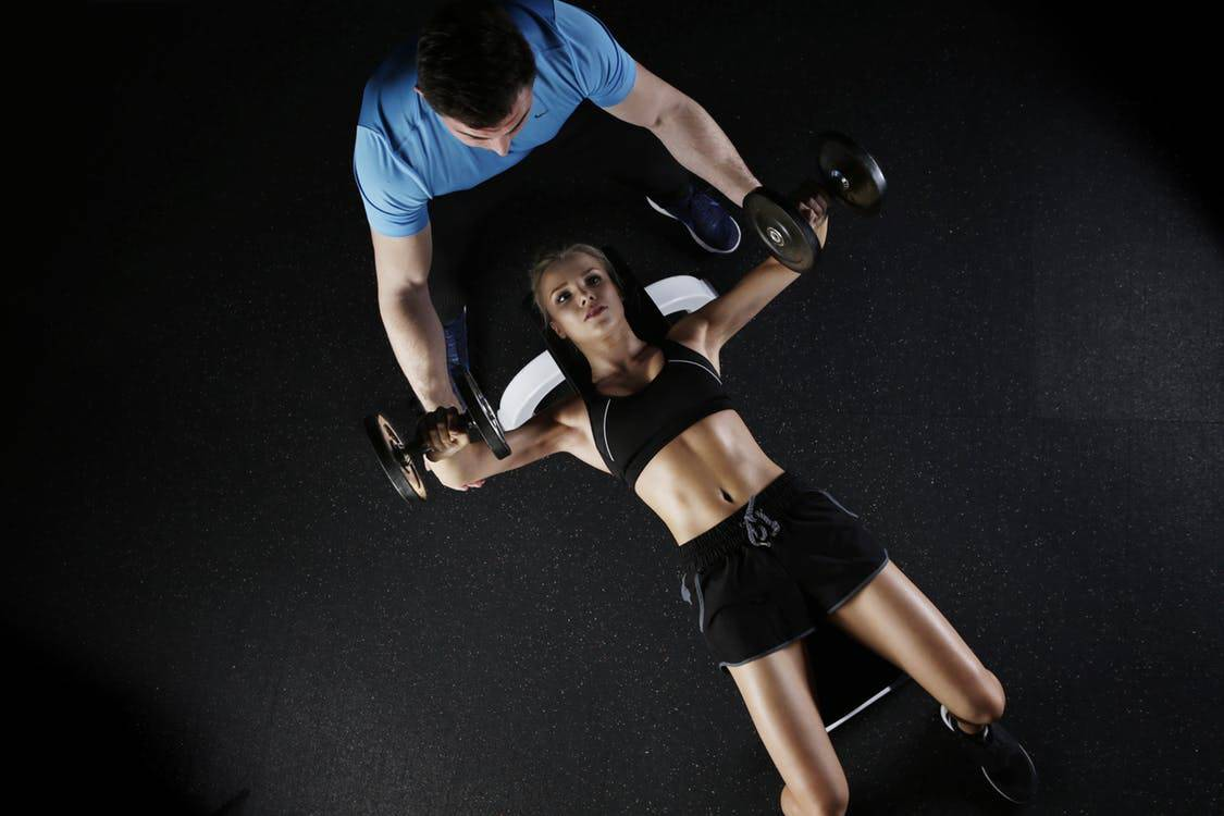 personal training-fitness