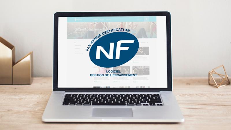 Resamaniav2 certification nf525 logiciel gestion encaissement